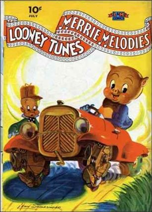 Looney Tunes and Merrie Melodies 9-A