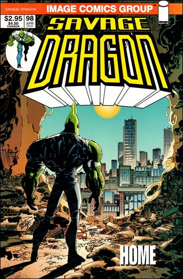 Savage Dragon (1993) 98-A by Image
