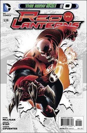 Red Lanterns 0-A