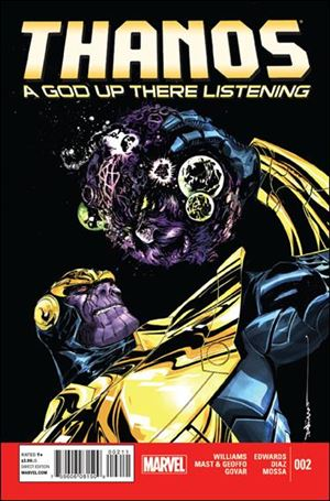 Thanos: A God Up There Listening 2-A