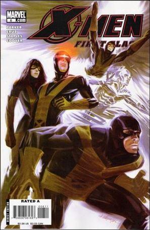 X-Men: First Class (2007) 6-A