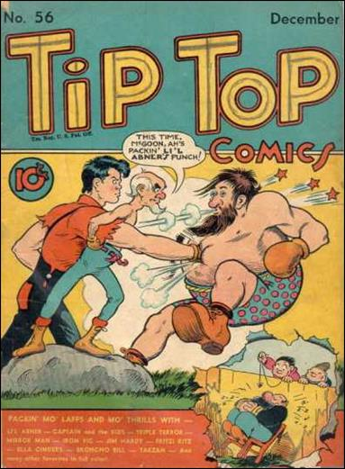 Tip Top Comics 56-A by St. John