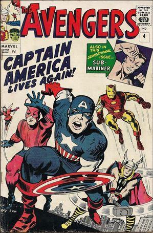 Avengers (1963) 4-B
