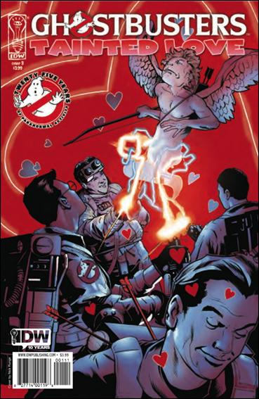 Ghostbusters: Tainted Love 1-B by IDW