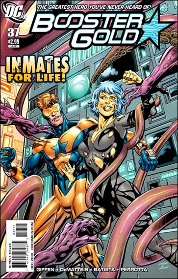 Booster Gold (2007) 37-A by DC