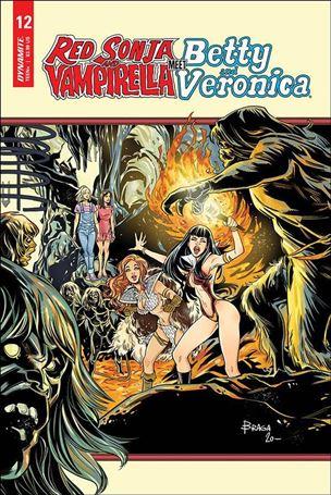 Red Sonja and Vampirella Meet Betty and Veronica 12-C