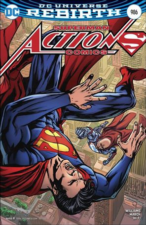 Action Comics (1938) 986-B