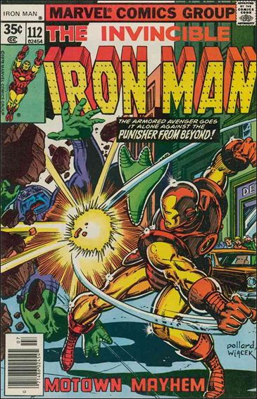 Iron Man (1968) 112-A by Marvel