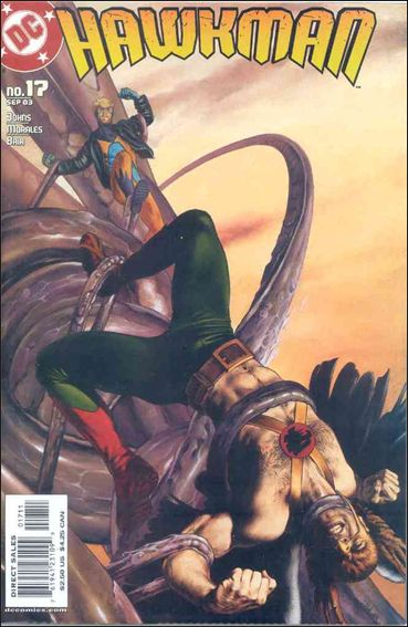 Hawkman (2002) 17-A by DC