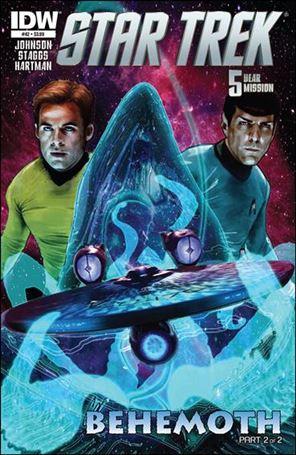 Star Trek (2011) 42-A