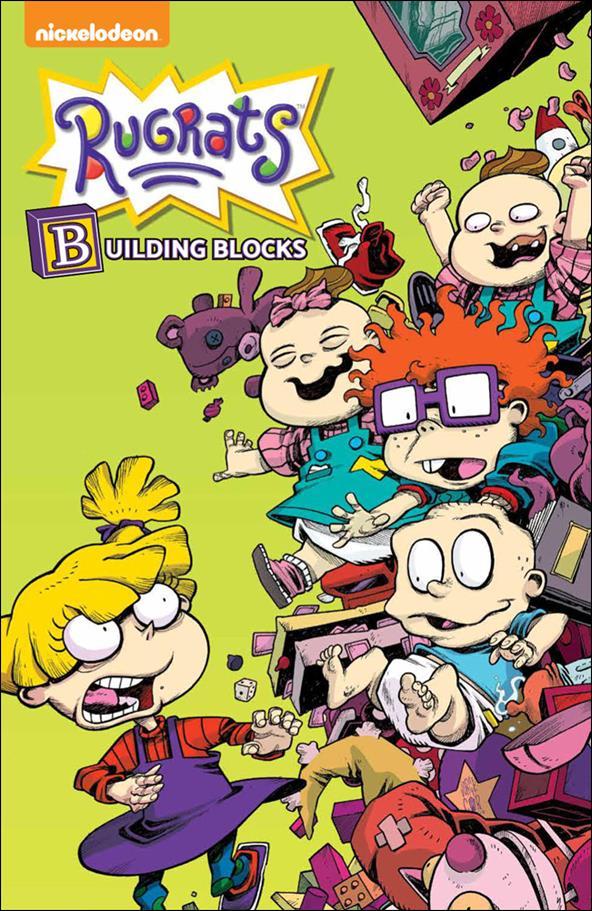 Rugrats: Building Blocks nn-A by Boom! Studios