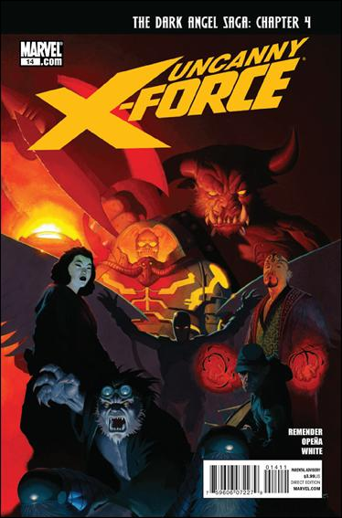 Uncanny X-Force (2010) 14-A by Marvel
