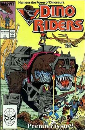 Dino-Riders 1-A
