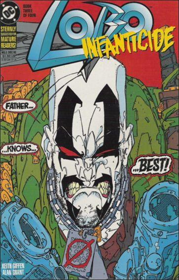 Lobo: Infanticide 3-A by DC