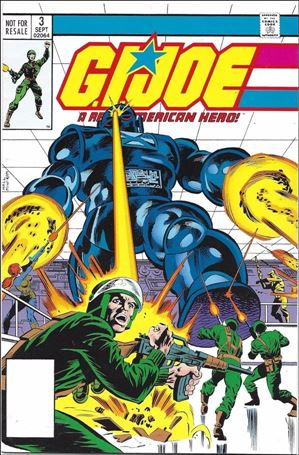 G.I. Joe: A Real American Hero 3-C