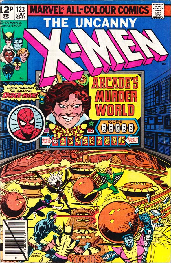 X-Men (1963) 123-B by Marvel