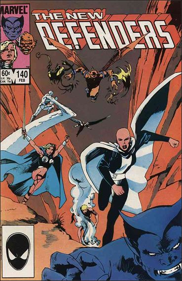 Defenders (1972) 140-A by Marvel