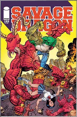 Savage Dragon (1993) 199-A