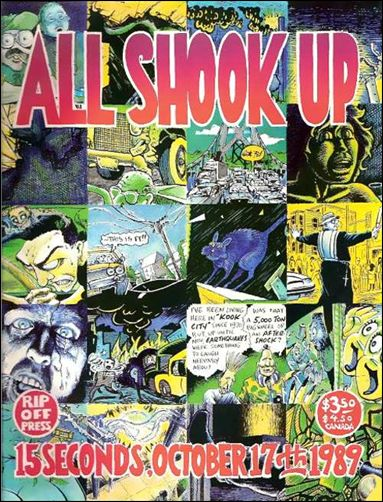 All Shook Up 1-A by Rip Off Press