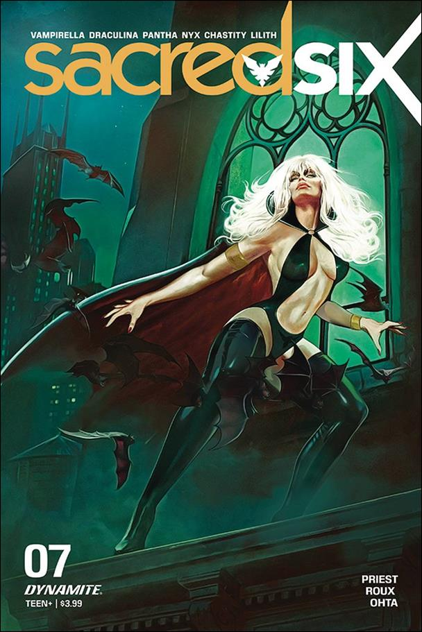 Sacred Six 7-D by Dynamite Entertainment