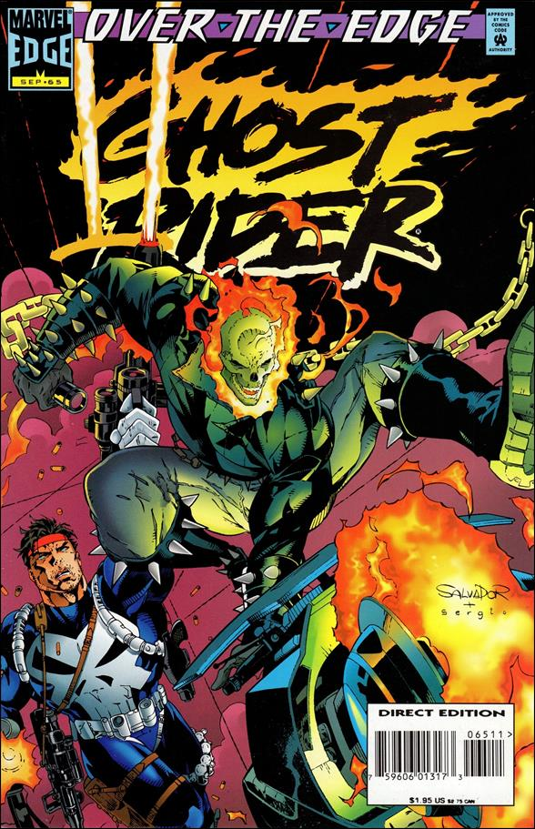 Ghost Rider (1990) 65-A by Marvel