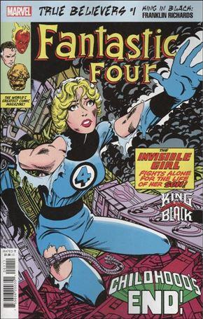 Fantastic Four (1961) 245-B