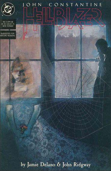Hellblazer (1988) 4-A by Vertigo