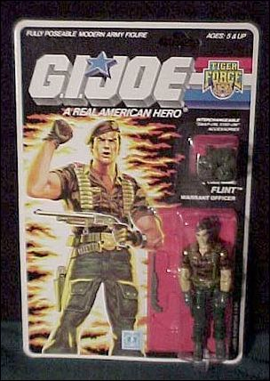 G.I. Joe: A Real American Hero (Tiger Force) Flint (Warrant Officer)  by Hasbro