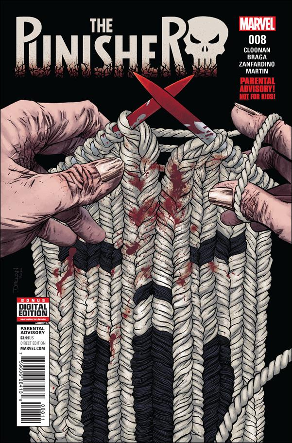 Punisher (2016) 8-A by Marvel