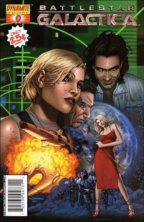 Battlestar Galactica (2006) 0-A
