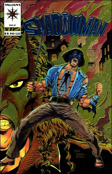 Shadowman (1992) 0-A by Valiant
