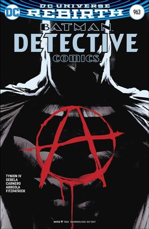 Detective Comics (1937) 963-B