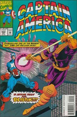Captain America (1968) 422-A
