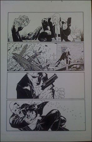 Shadowman (1999) Issue #1 Page 5