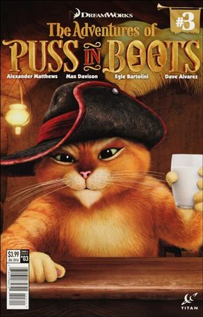 Puss in Boots 3-A