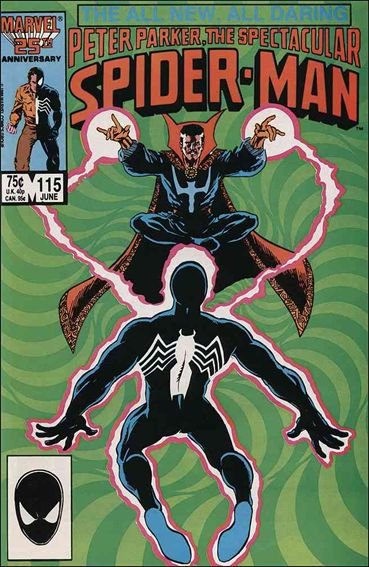 Spectacular Spider-Man (1976) 115-A by Marvel