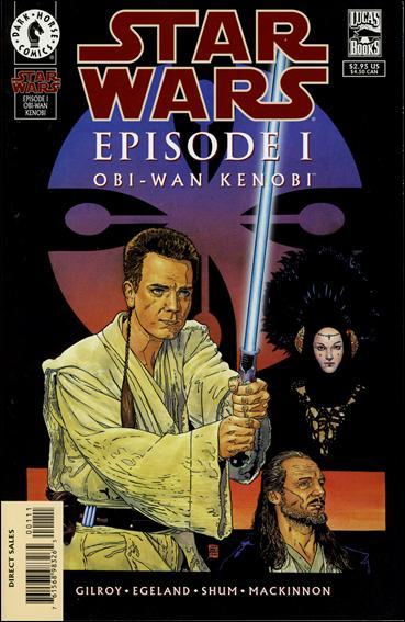 Star Wars: Episode I Obi-Wan Kenobi nn-A by Dark Horse
