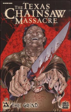 Texas Chainsaw Massacre: The Grind 3-A