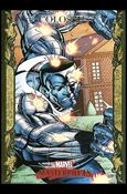 2007 Marvel Masterpieces (Parallel Gold Border Base Set) 19-A