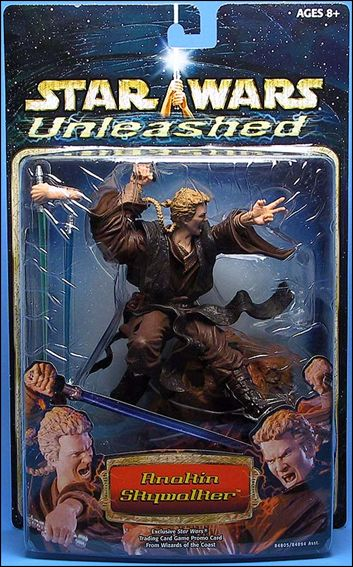 Star Wars: Unleashed Anakin Skywalker by Hasbro