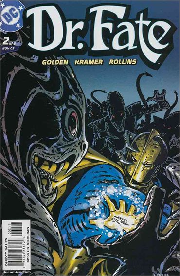Doctor Fate (2003) 2-A by DC