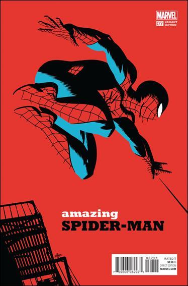 Amazing Spider-Man (2015) 7-B by Marvel