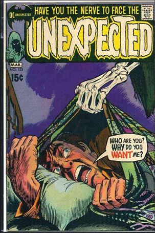 Unexpected (1968) 123-A