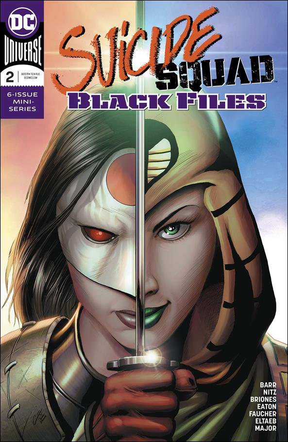 Suicide Squad: Black Files 2-A by DC
