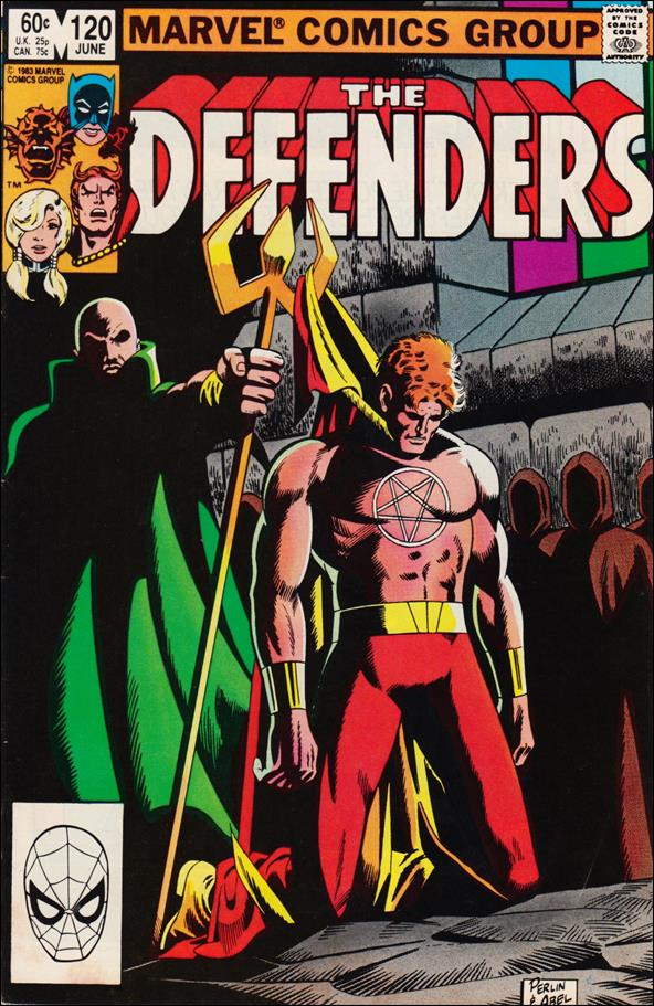 Defenders (1972) 120-A by Marvel
