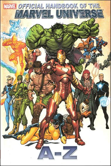 Official Handbook of the Marvel Universe A to Z 5-A by Marvel