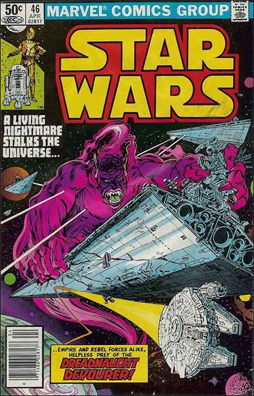 Star Wars (1977) 46-A by Marvel