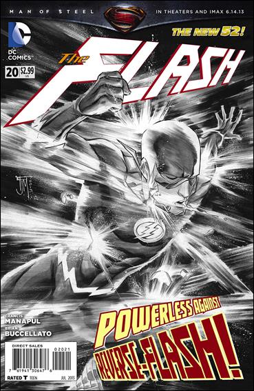 Flash (2011) 20-B by DC