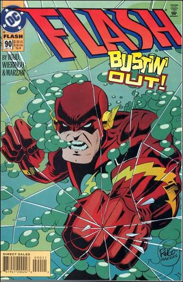 Flash (1987) 90-A by DC