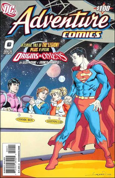 Adventure Comics (2009) 0-A by DC